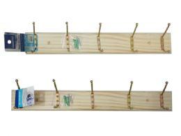 48 Units of 5 Wall Hooks - Hooks