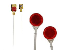 24 Units of Driveway Reflector Stake - Garden Tools