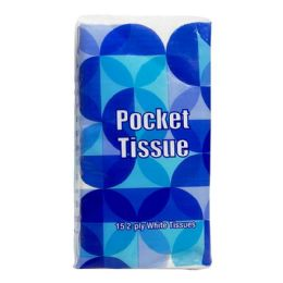 360 Units of Facial Tissues Pack Of 15 - Tissues