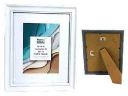 """16 Bulk Photo Frame 8x10"""" Matted To Fit 5x7"""""""
