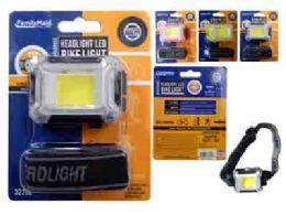 144 Wholesale Cob Headlight