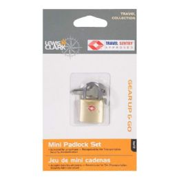 24 Wholesale Dial Cable Lock - Lewis N Clark Large Dial Cable Lock