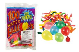 60 of 100 Count Water Balloons