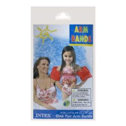 72 of Arm Bands - Intex Arm Bands Ages 3 To 6