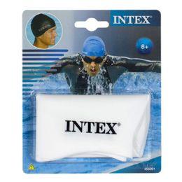24 Units of Swim Cap - Intex Swim Cap - Beach Toys