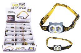 18 Wholesale Owl Led Head Lamp