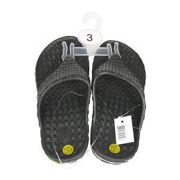 24 Units of Kids' Flip Flops - Flip Flops Heavy Duty Kids' - Boys Flip Flops & Sandals