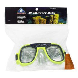 12 Units of Swim Mask - Water Gear Jr Hilo Face Swim Mask - Beach Toys