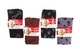 36 Wholesale Microfiber Pet Towel