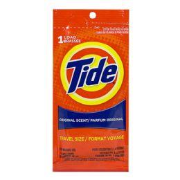 96 Units of Tide Load Liquid Detergent 1.4 Oz. - Laundry Detergent