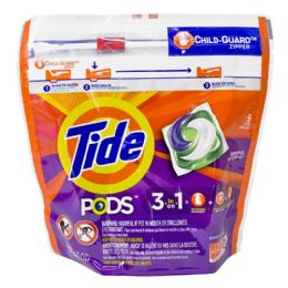 18 Units of Tide Pods - Tide Pods Spring Meadow Pack Of 9 - Laundry Detergent