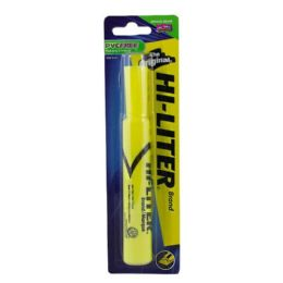 96 Bulk Highlighter - Avery Yellow Hi Liter