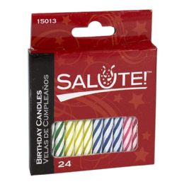 150 Wholesale Birthday Candles - Salute Birthday Candles