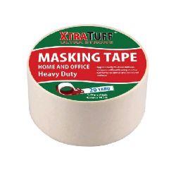 "60 Wholesale 1.89"" X 20yd Masking Tape"