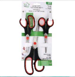 36 Wholesale 3pk Scissors