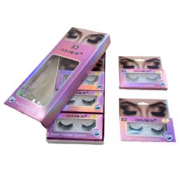 70 Bulk 5d Super Fashion Eyelashes