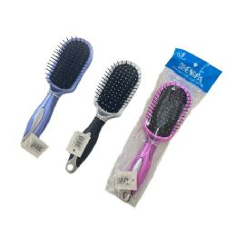 """72 Units of 9"""" Hair Brush [rounded Top] *wide - Hair Brushes & Combs"""
