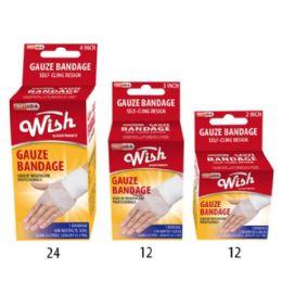 96 Units of Gauze Bandage - Bandages and Support Wraps