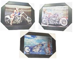 12 Units of Iron Speed Canvas Picture Wall Art - Wall Decor