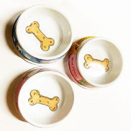 60 of Pet Dog Bowl 8 Inches