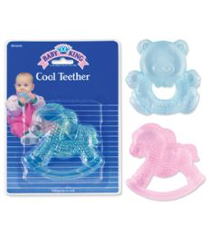 144 Wholesale Animal Teether Water Filled