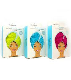 48 Bulk Microfiber Hair Towel Spa Savvy