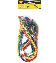 96 Wholesale 4 Piece Bungee Cord