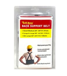 12 Units of Support Belt Xxl Size - Support Belts