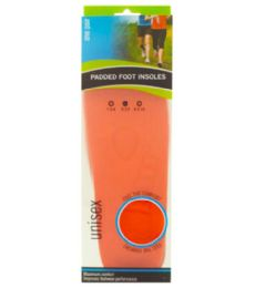 48 Units of Sport Insole 2mm Thickness - Footwear Accessories