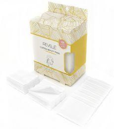 72 Units of 100 Piece Cotton Pad Revele - Personal Care