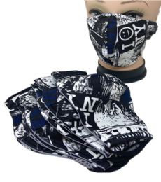 20 Units of Cloth Mask New York Style - Face Mask