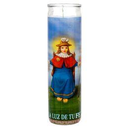 72 Bulk Veladora Santos Nino De Atocha Candle