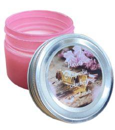 72 Bulk Candle Scented Fresh Floral Jar
