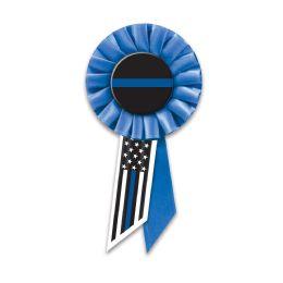 6 Units of Law Enforcement Rosette - Bows & Ribbons