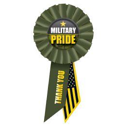 6 Wholesale Military Pride Rosette