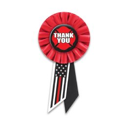 6 Wholesale Thank You Firefighters Rosette