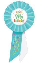6 Wholesale Today's My Birthday Rosette