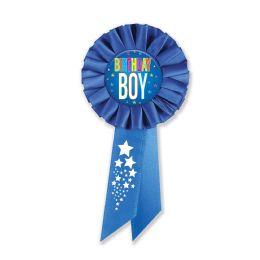 6 Wholesale Birthday Boy Rosette