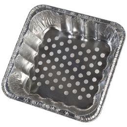 48 Units of Foil Bbq Grill Basket 10.5x10.5 No Label - Kitchen Tools & Gadgets
