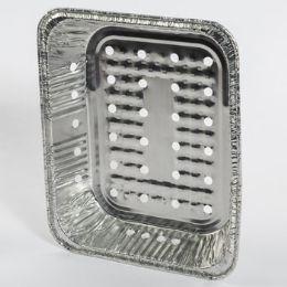 48 Units of Aluminum Foil Bbq Veggie Pan - Baking Supplies