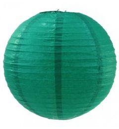 120 of 8 Inch Paper Lantern In Emerald Green