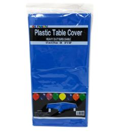96 Units of Table Cover Royal Blue 54x108 - Table Cloth