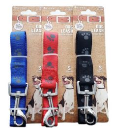 48 Units of Leash Paws Small Size Assorted - Pet Collars and Leashes