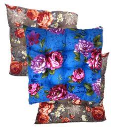24 of Cushion Floral Print