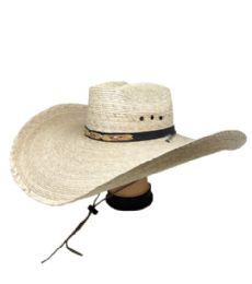 30 Wholesale Mexico Straw Hat Cowboy Style