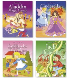 72 Units of Assorted Story Books - Coloring & Activity Books