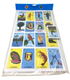 48 of Jumbo Loteria Mexican Game