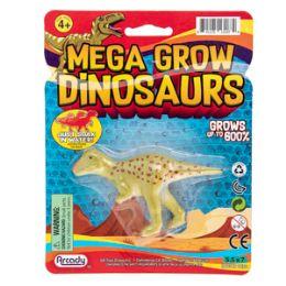 96 Units of Mega Grow Dinosaur - Animals & Reptiles