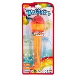 96 Units of Microphone Bubble Bottle - Bubbles