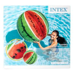 12 of Jumbo Inflatable Watermelon Ball